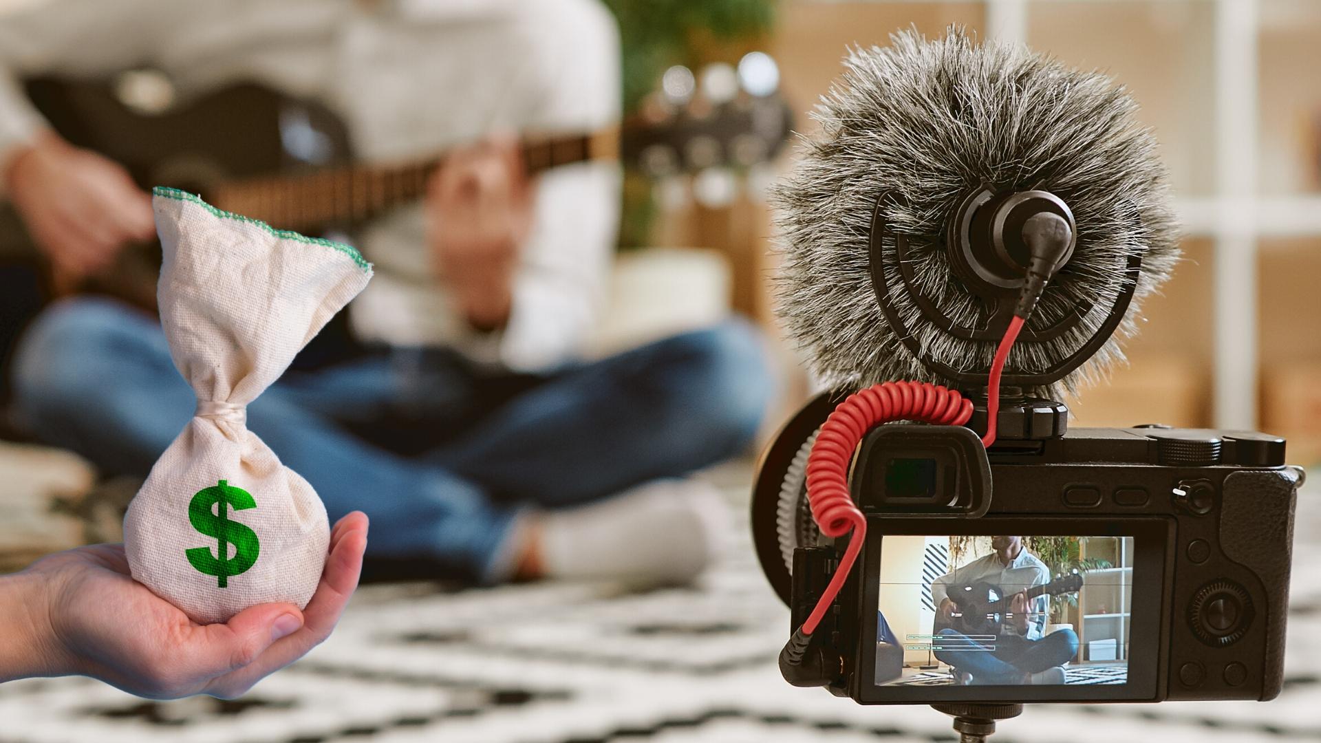 Monetizando Lives: como ganhar dinheiro com transmissões ao vivo!